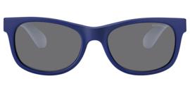 Polaroid® Onbreekbare Lichtgewicht Kinderzonnebril 0 - 4 jaar Camou Blue