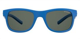 Polaroid® Onbreekbare Lichtgewicht Kinderzonnebril 0 - 4 jaar Baby Blue