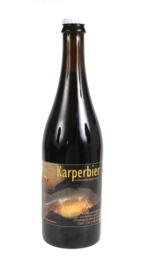 Visbier: Karperbier in Sinterklaasverpakking