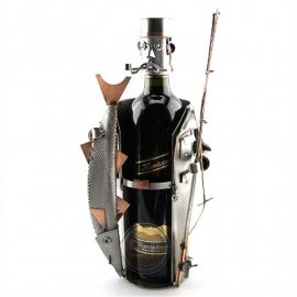Wijnfleshouder Visserman