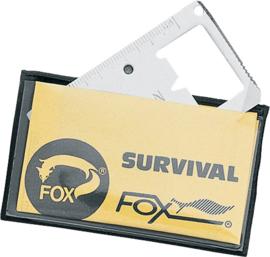 FOX Survival Card