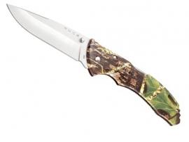 Buck Camouflage Zakmes 16 cm