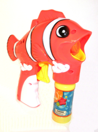 Bubble Gun Nemo met Flash Light