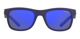 Polaroid® Onbreekbare Lichtgewicht Kinderzonnebril 4 - 8 jaar Blue Mirror