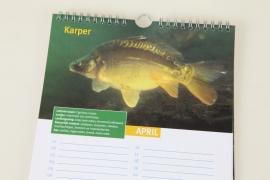 Verjaardagskalender Nederlandse Zoetwatervissen