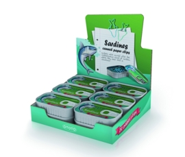 Paperclips Sardines