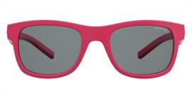 Polaroid® Onbreekbare Lichtgewicht Kinderzonnebril 0 - 4 jaar Baby Pink