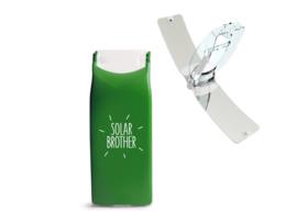 Solar SunCase Vuurmaker Groen