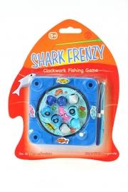 Ronddraaiend visspel Shark Frenzy