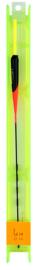 Tuigje 9: Kant-en-klaar witvistuigje Light/Medium - dobber 1,0 gram - lijn 14/00 - haakmaat 14