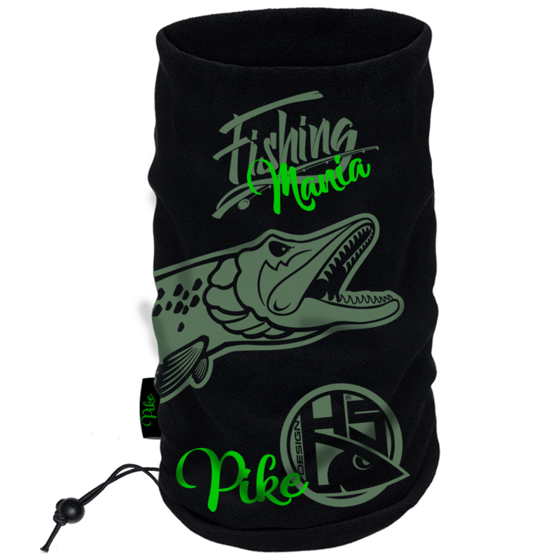 Streetfishing Fleece Nekwarmer - Pike Snood