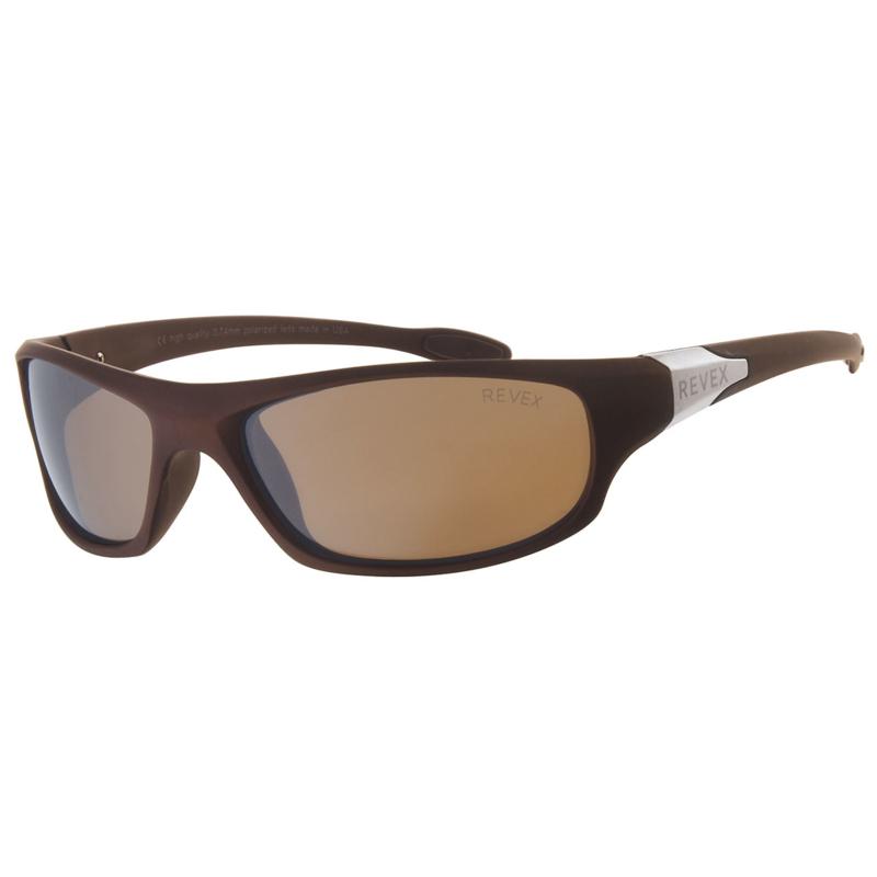 Polariserende antislip zonnebril Speedy Brown