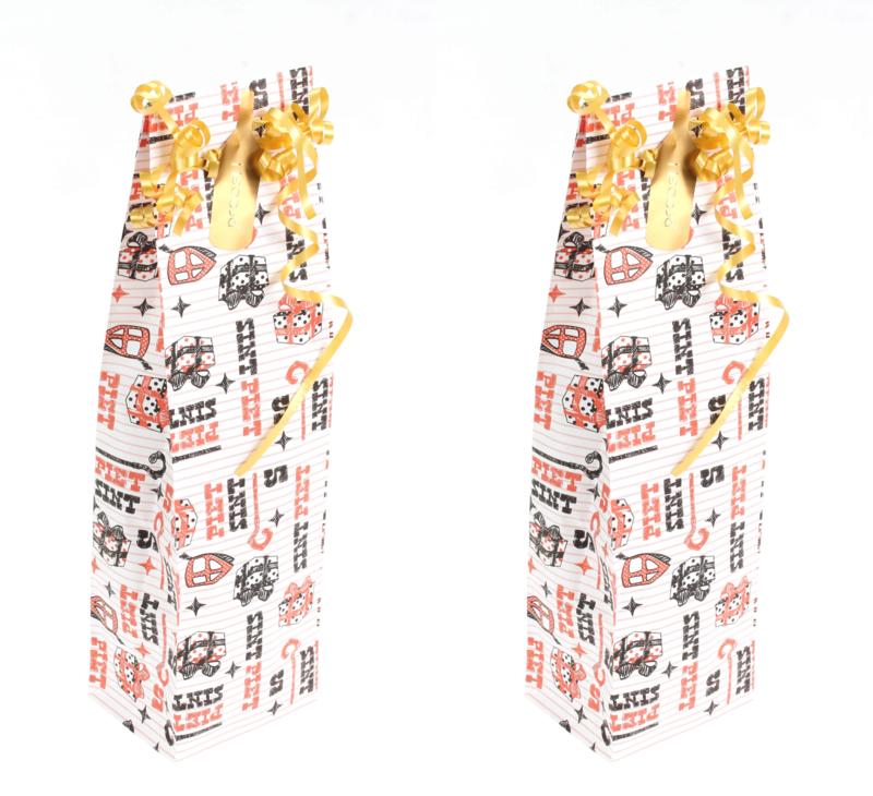 Aanbieding: 2 x Karperbier in Sinterklaasverpakking