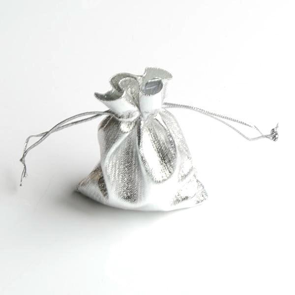 Sieradenzakje Zilver