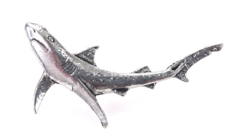 Visspeld Blauwe haai