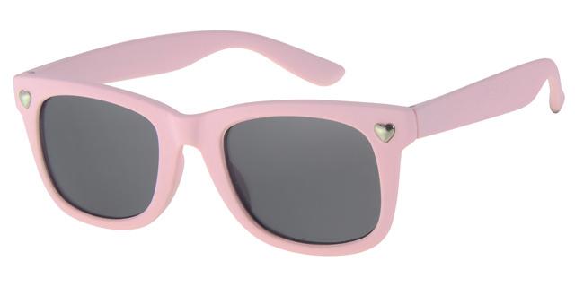Kinderzonnebril 5 - 8 jaar Meisjes Fashion Pink