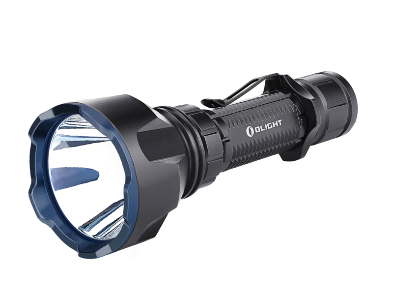 Olight Warrior X Turbo Oplaadbare Tactische Verstraler Zaklamp