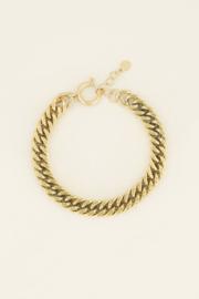 My Jewellery - Schakelarmband met ronde sluiting