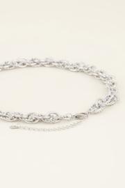 My Jewellery - Ketting verschillende schakels