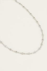 My Jewellery - Ketting open sterretjes