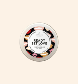 LIP BALM - READY SET LOVE