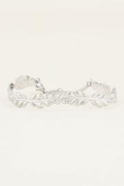 My Jewellery - Bangle met blaadjes