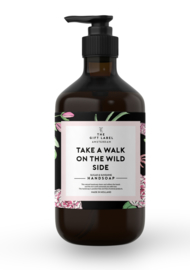 TGL - Take a walk on the wild side, hand soap