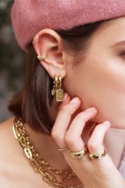 My Jewellery - Oorringen love plaatje