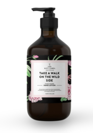 TGL - Take a walk on the wild side, hand lotion