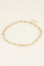 My Jewellery - Ketting kleine ovale schakels