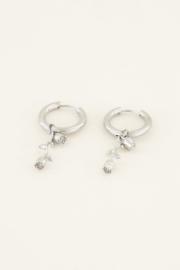 My Jewellery - Oorringen met roos