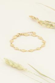 My Jewellery - Armband bloemetjes