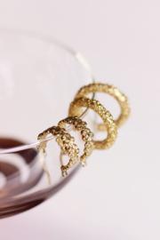 My Jewellery - Oorringen bloemen klein