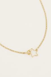 My Jewellery - Ketting ster sluiting