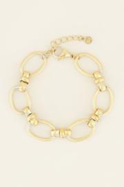 My Jewellery - Armband grove ovale schakels