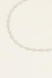 My Jewellery - Ketting bloemetjes