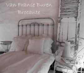 Frans spijlenbed - SOLD*