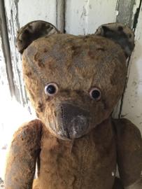 Antiek Frans sleets beertje - beer