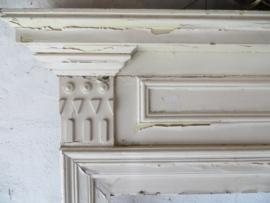 oude Franse houten schouw