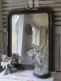 Oude Franse spiegel - VERKOCHT/SOLD