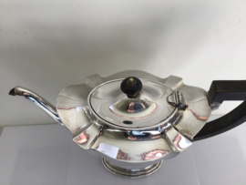 Engelse  plate theepot  EPNS