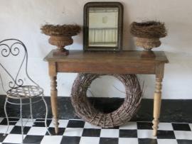 Frans oud haltafeltje - SOLD*
