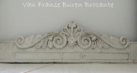 Frans ijzeren ornament - SOLD