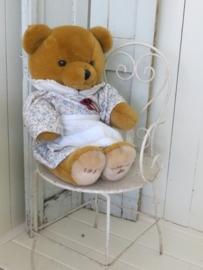 ijzeren poppenstoeltje met armleuning