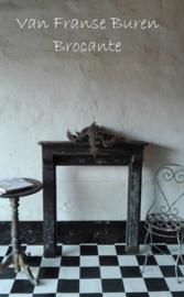 Sobere oude houten Franse voorzetschouw - schouw - SOLD