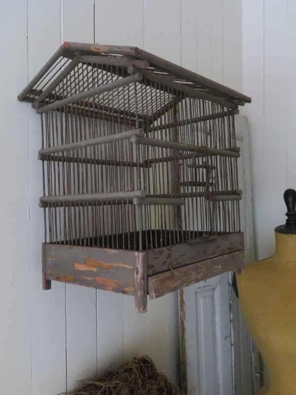 grote  vogelkooi - SOLD*