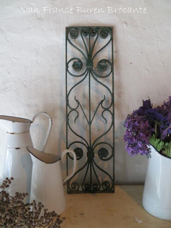 Fransijzeren raamrek - rooster - rek - grille