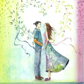 Verliefd paar, Kristiana Heinemann