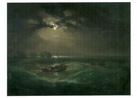 Vissers op zee, J.M.W. Turner
