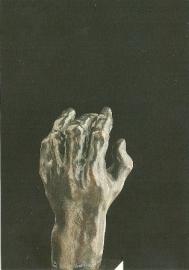 Linkerhand, no.39, Auguste Rodin